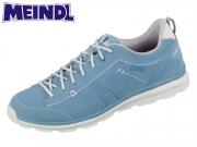 Meindl Sonello Lady 4606-93 türkis Velourleder