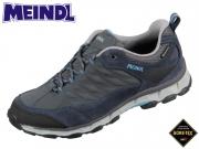 Meindl Lima Lady GTX 3833-49 marine Nubuk-Velour