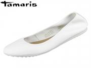 Tamaris 1-22122-24-117 white Leather