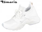 Tamaris 1-23206-24-100 white Textil Synthetik