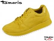 Tamaris 1-23731-24-627 saffron Leder Synthetik