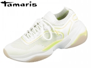 Tamaris Fashletics 1-23736-24-139 white neon Textil Synthetik