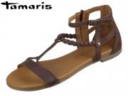Tamaris 1-28043-24-304 mocca Leder