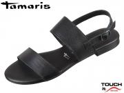 Tamaris 1-28133-24-001 black Leder