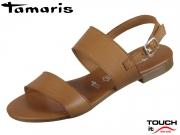 Tamaris 1-28133-24-455 cuoio Leder