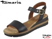 Tamaris 1-28222-24-001 black Leder