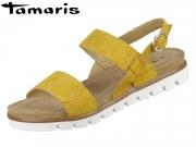 Tamaris 1-28229-24-627 saffron Leder