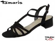 Tamaris 1-28250-24-001 black Leder