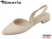 Tamaris 1-29401-24-251 nude Leder