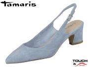 Tamaris 1-29611-24-832 sky Leder