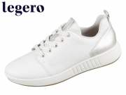 legero Essence 0-609923-1000 white Nappa Effektleder