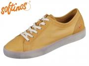 Softinos Sady P900584007 orange Washed Leather
