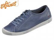 Softinos Isla P900154552 navy Smooth Leather