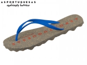 Asportuguesas Base L P018-036004 blue Rubber Strape
