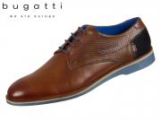 bugatti Melchiore 311-64702-4114-6341 cognac dark blue