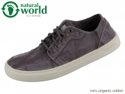 natural world 6602E-601 negro Baumwolle