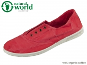 natural world 612E-652 rojo Ingles Enzimatico