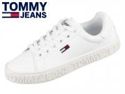 Tommy Hilfiger Cool Tommy Jeans Sneaker EN00877-100 white