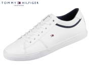 Tommy Hilfiger Essential Leather Sneaker FM02681-YBS white