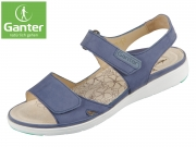 Ganter Gina 20 0122-3500 darkblue Softnubuk
