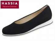 Hassia Pisa 9-301517-0100 schwarz Hexagon