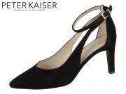 Peter Kaiser Eike 76575-240 schwarz Suede