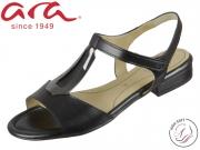 ARA Ega- S Highoft 12-16839-01 schwarz Nappasoft
