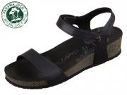 Panama Jack Capri Basics Capri Basics B2 negro black Napa Gras