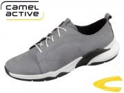 camel active Starlight 908.70-03 steel Velvet Nubuk