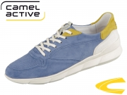 camel active Emotion 895.72-01 jeans yellow Goat Suede