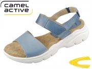 camel active Vision 913.72-03 sky indigo Waxy Velvet