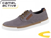 camel active Racket 460.14.09 dk.grey Washed Canvas