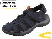 camel active Explorer 540.12-02 midnight black Suede Neopren