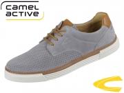 camel active Racket 460.25-02 ash nature Suede Burn