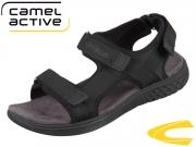 camel active Trek 553.11-03 black Webbing Neopren