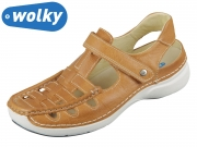Wolky Rolling Sun 0720435-550 orange Oxford Leather