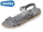 Wolky Limoni 0822687-280 metal Siena Pearl Leather
