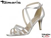 Tamaris 1-28382-24-948 Silver Combi Synthetics