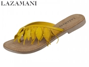 Lazamani 75.697y yellow Leather