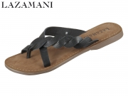 Lazamani 75.283 black Leder