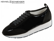 Kennel & Schmenger Level 31 28400.640 schwarz Suede Smoothpatent