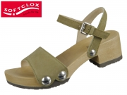 Softclox Penny 3378-43 oliv Nat. Nappa