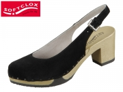 Softclox Vicky 3520-03 schwarz Kaschmir