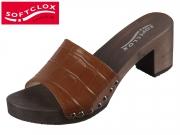Softclox Romy 3423-19 braun Kroko