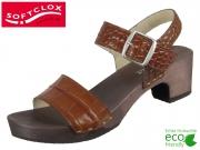 Softclox Kea 3380-31 braun Kroko