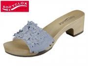 Softclox KITTI 3475-03 blau Kaschmir
