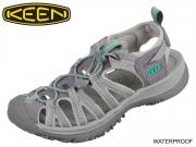 Keen Whisper 1022814 medium grey Peacock green