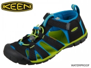 Keen Seacamp II CNX 1022984-1022969 black brillant blue