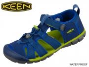 Keen Seacamp II CNX 1022993-1022978 blue depths chartreuse