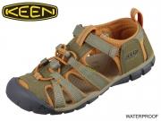 Keen Seacamp II CNX 1022998-1022983 dusty olive russet orange